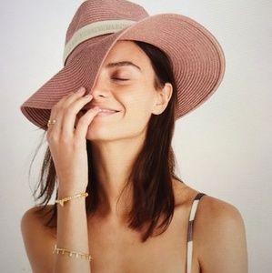 Madewell Pink Mesa Hat